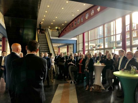 PowerNEST Opening at Zadkine College