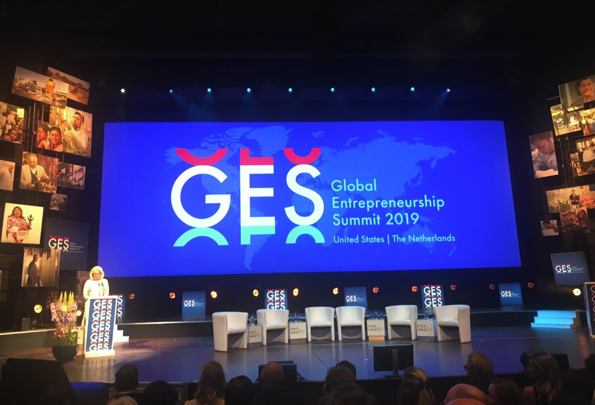 Ibis Power is attending #GES2019 summit #globalenterprenershipsummit #powernest #innovation #business