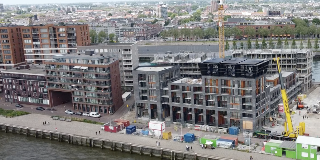 PowerNEST at Edesn District in rotterdam